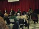 Philadelphia Police address concerns at Bryant Elementary School Town Meeting Monday January 28, 2013