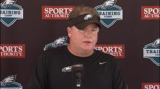 Philadelphia Eagles Coach Chip Kelly