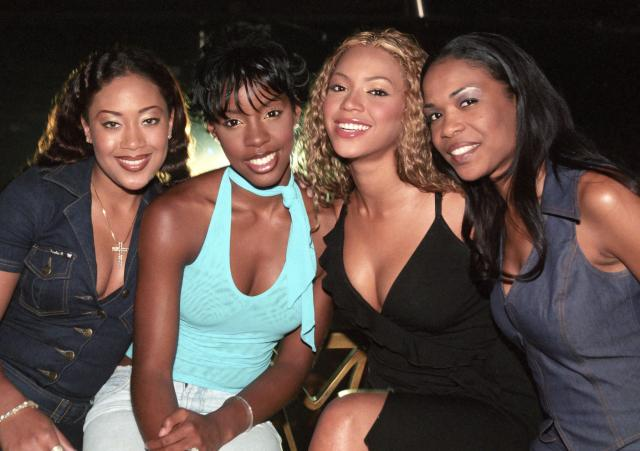 Destiny's Child Concert At The Hard Rock Joint In Las Vegas