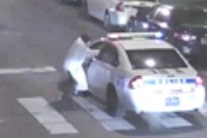 Suspect shooting Police Officer On 60th Locust In West Philadelphia 1/7/2016